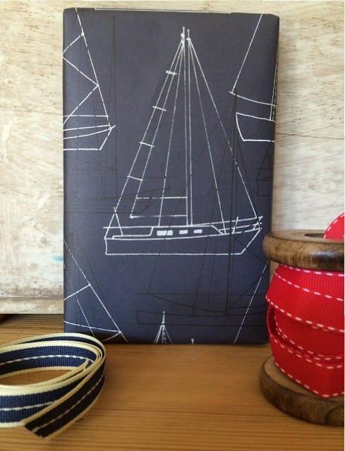 sailing paper